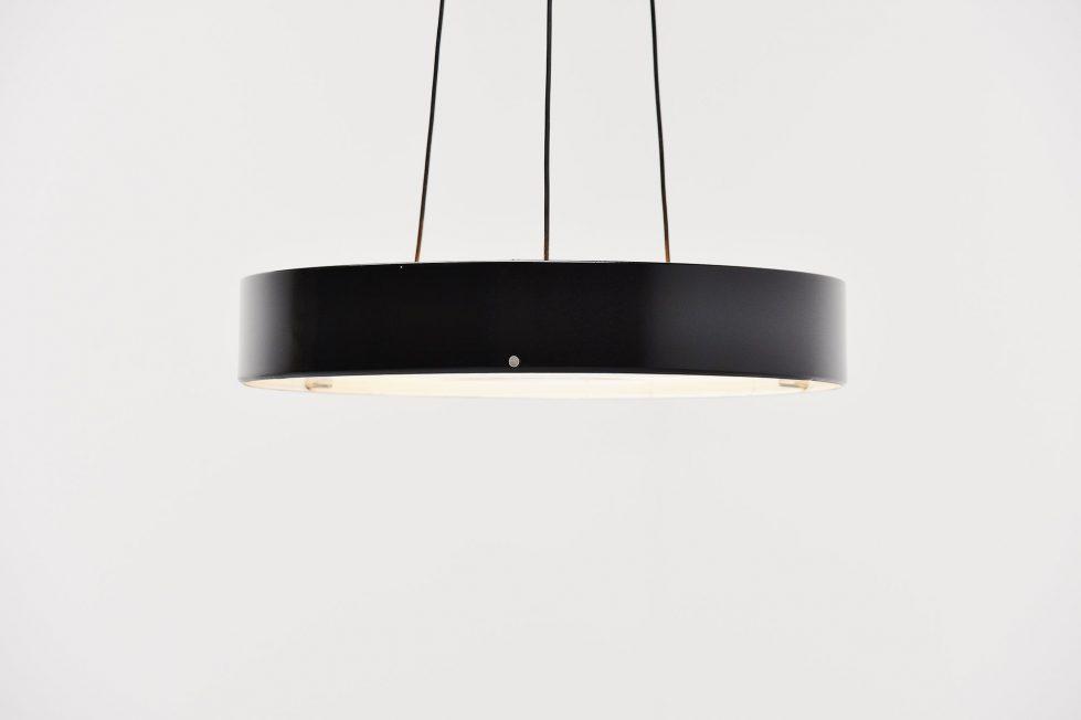 Stilnovo ceiling lamp Model 1090 by Bruno Gatta, Italy 1954