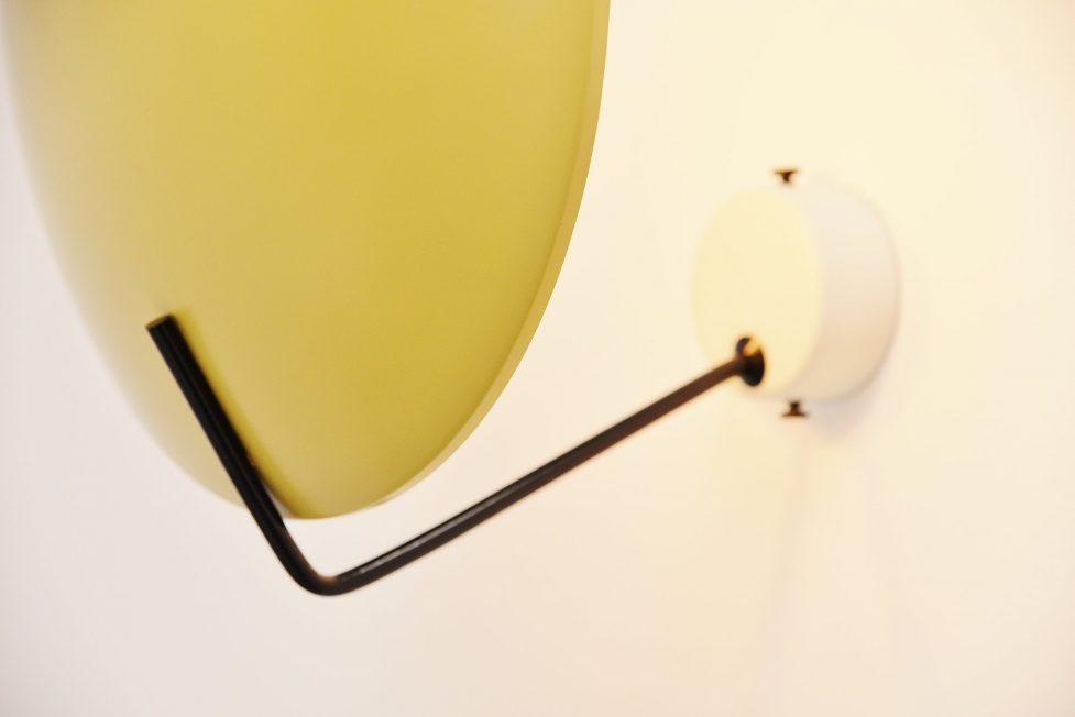 Stilnovo wall lamp Model 232 by Bruno Gatta, Italy 1962