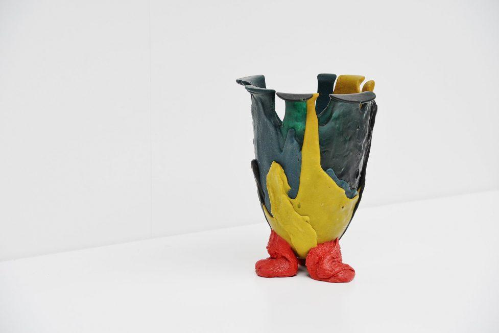 Gaetano Pesce fish design vase Italy 1995