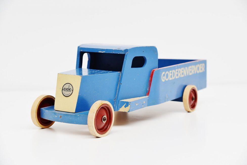 Ado Ko Verzuu goods truck, Holland 1940