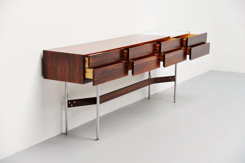Fristho sideboard by Rudolf Bernd Glatzel 1962