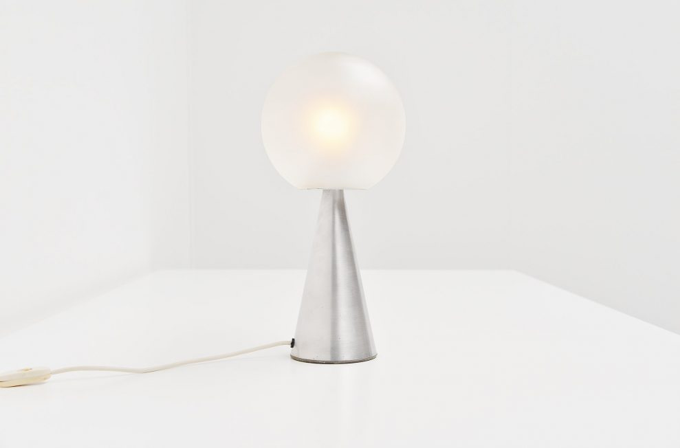 Gio Ponti Bilia table lamp Fontana Arte 1960