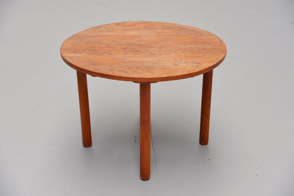 Gerrit Rietveld coffee table ca. 1930