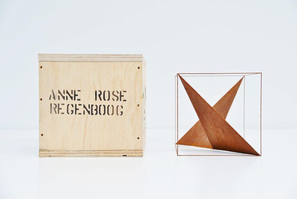 Anne Rose Regenboog spikes, Den Haag 2016