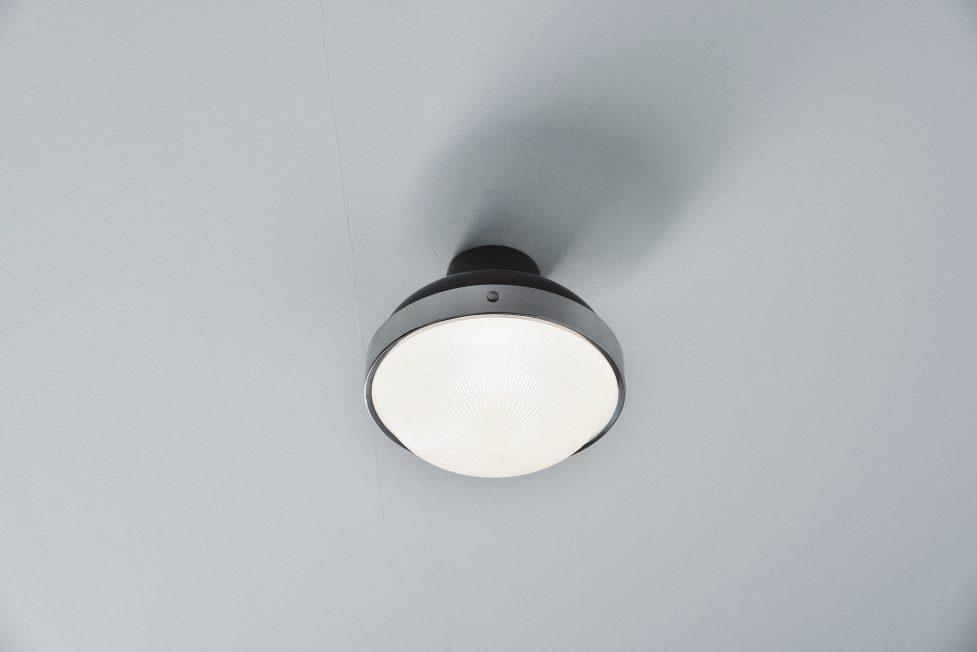 Gino Sarfatti ceiling lamp Model 3027p Arteluce 1960