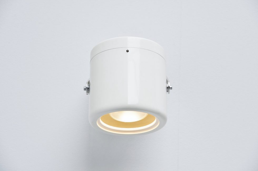 Gino Sarfatti wall lamps model 142 Arteluce 1958