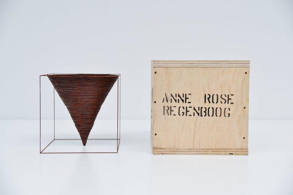 Anne Rose Regenboog Tornado unique piece, Den Haag 2016