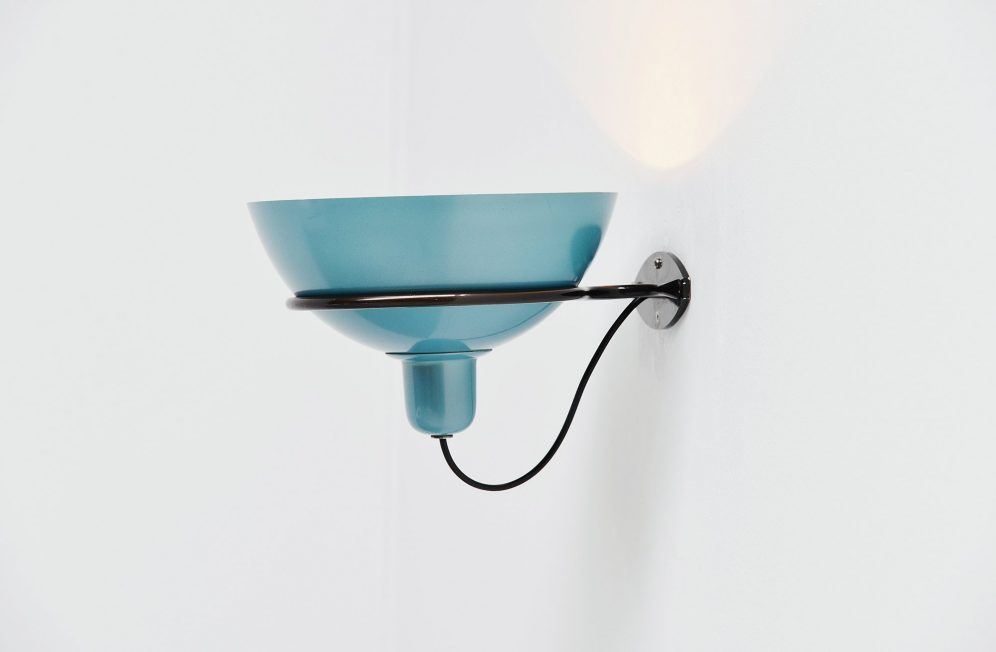 Gino Sarfatti wall lamp model 2/1 Arteluce 1960
