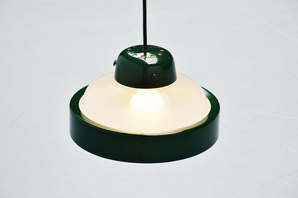 Gino Sarfatti pendant lamp model 2102p Arteluce 1959