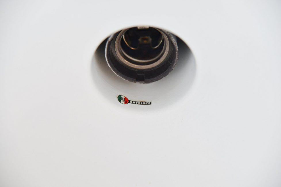 Vittoriano Vigano sconces model 2 Arteluce Italy 1950