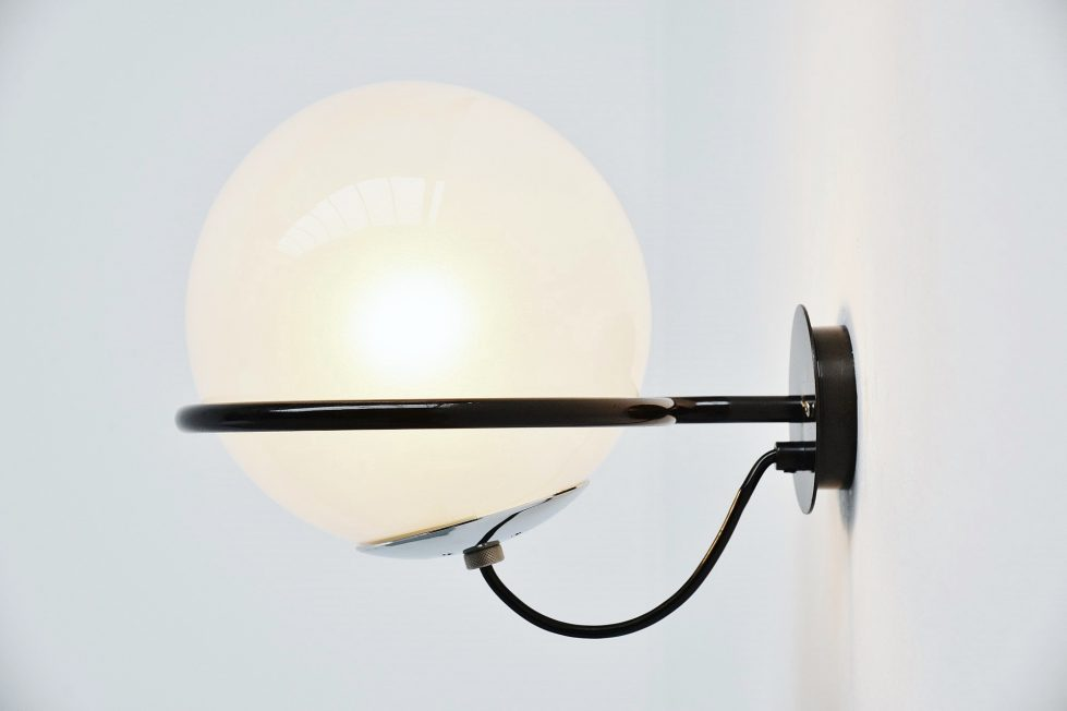 Gino Sarfatti wall lamp model 238/1 Arteluce 1960