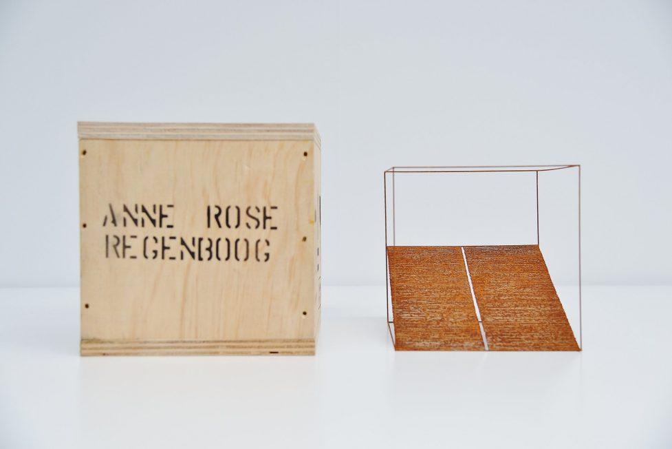 Anne Rose Regenboog stripe, Den Haag 2016