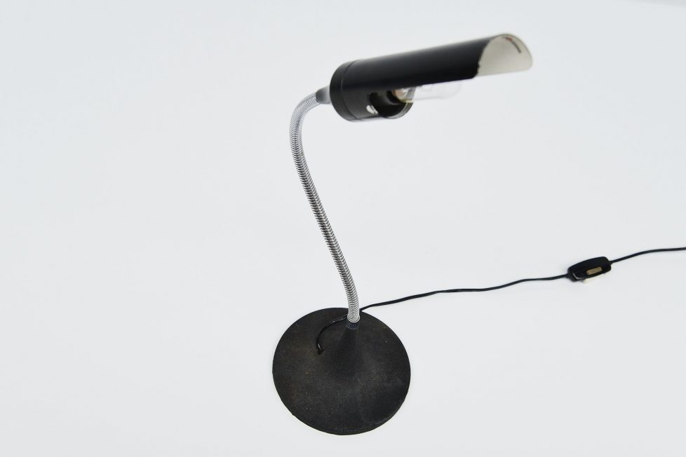 Gino Sarfatti table lamp model 595 Arteluce 1961