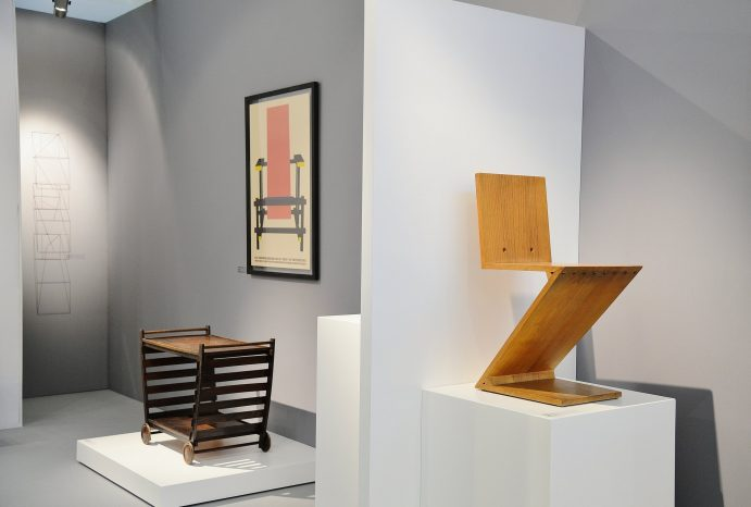 Selected works by Gerrit Th. Rietveld