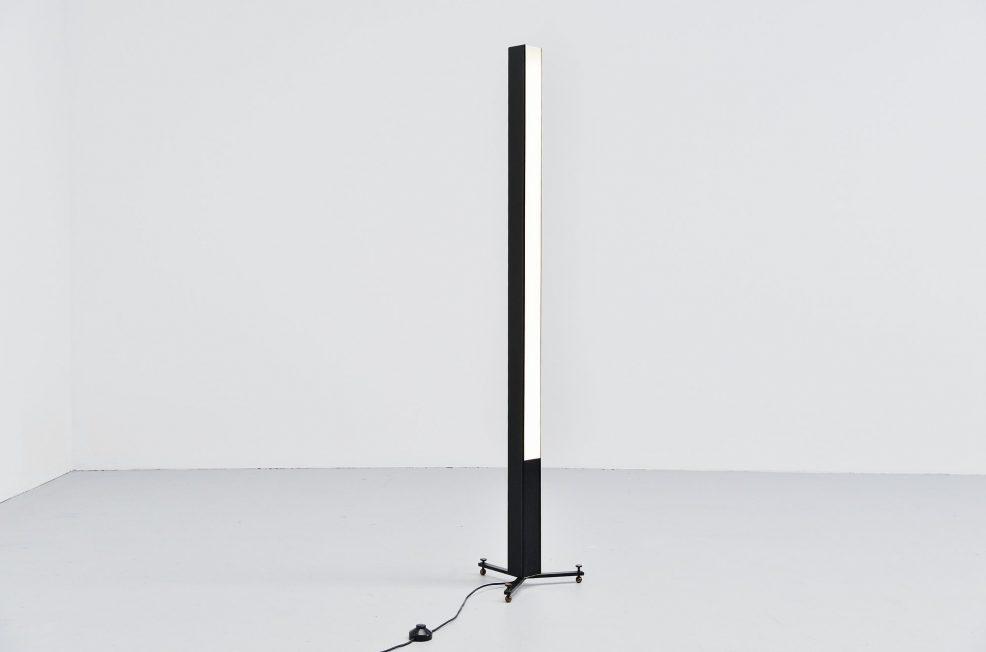 Willem Iepma floor lamp by Polak Holand 1954