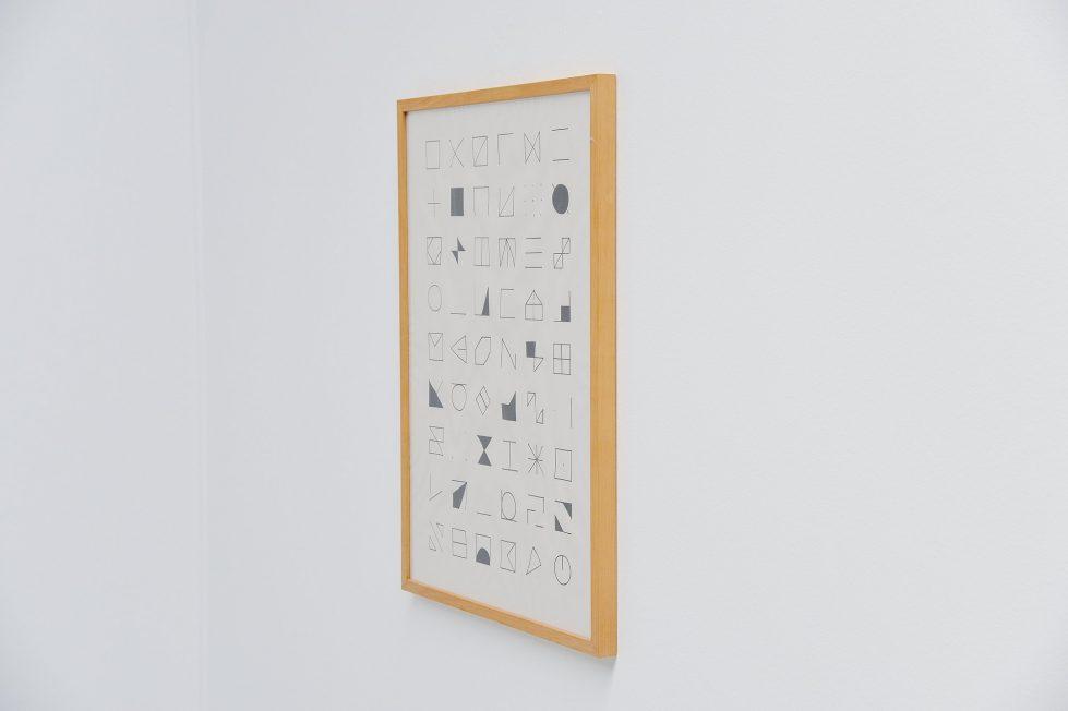 Anne Rose Regenboog cubes designs, Den Haag 2016