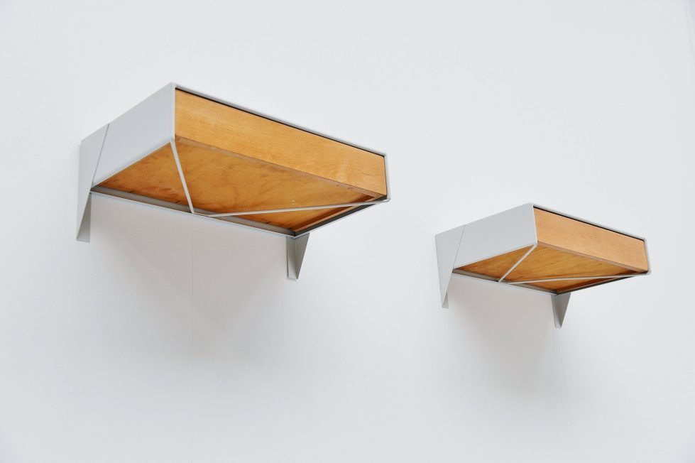Martin Visser drawer units DD01 't Spectrum 1956