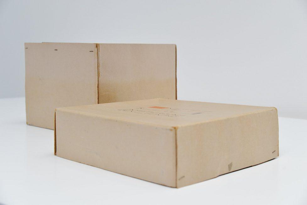 Bart van der Leck packaging box Metz & Co Holland 1935