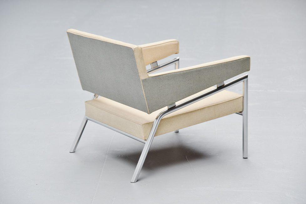 J.J.P Oud easy chair Rotterdamse Spaarbank, Holland 1960