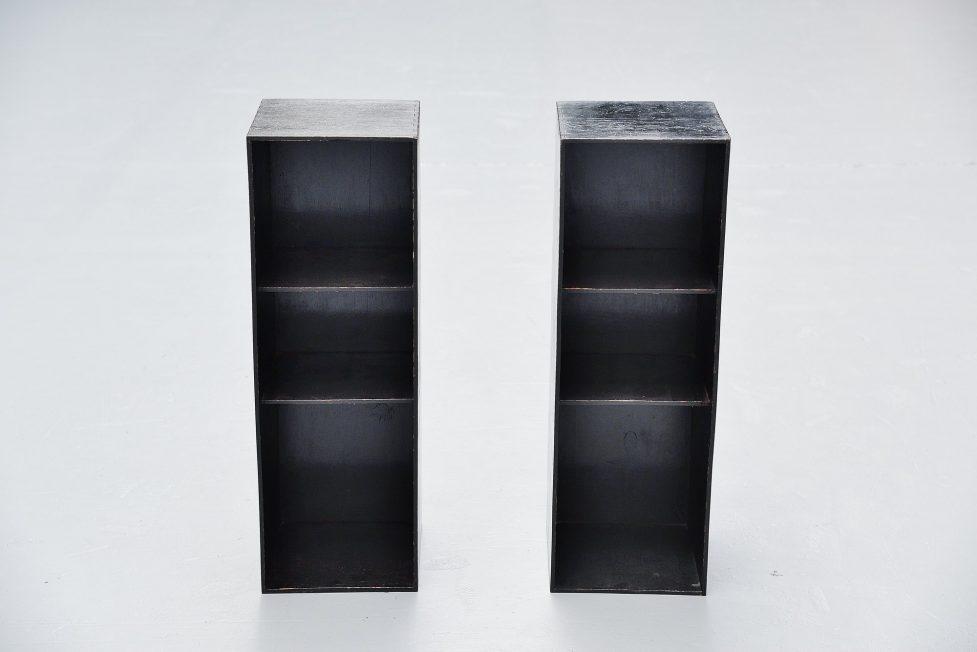 Gerrit Rietveld modular cabinets Holland 1935