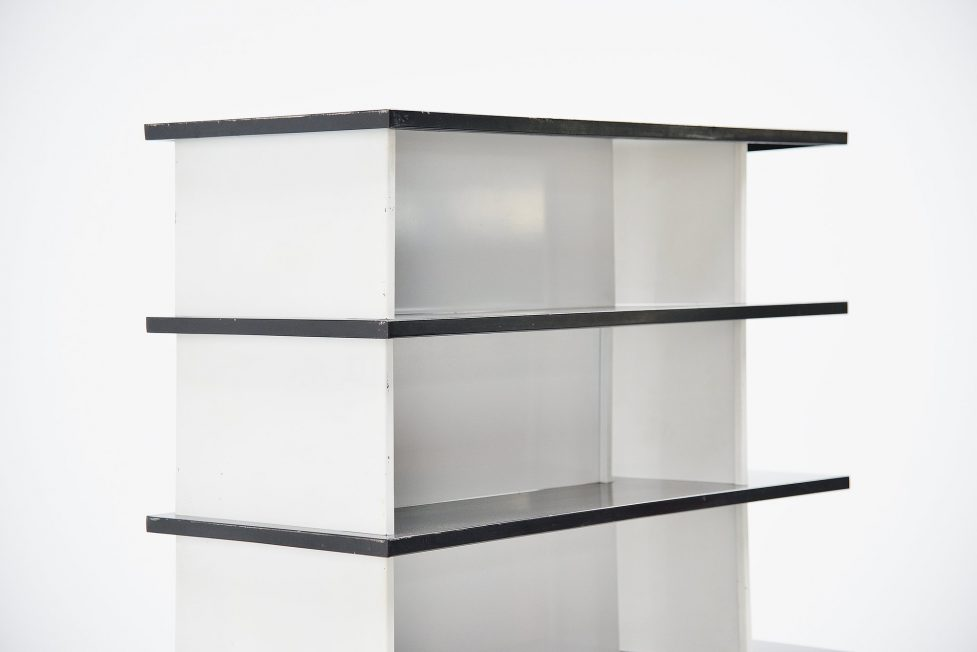 Wim Rietveld Bookcase / Room divider for De Bijenkorf 1960