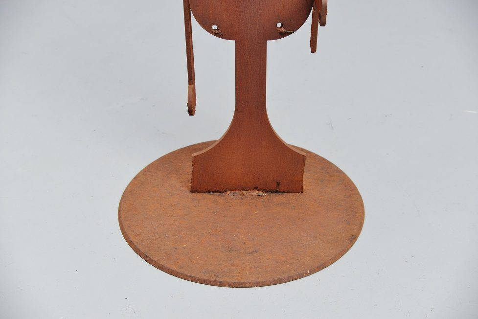 Theo Niermeijer abstract modern tree sculpture 1970