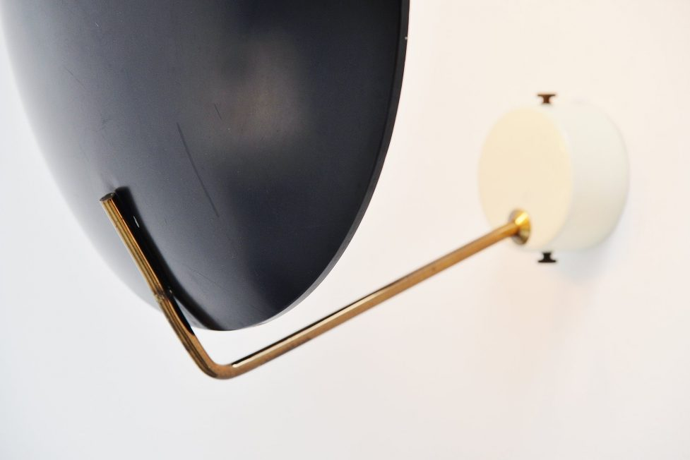 Stilnovo sconce Model 232 by Bruno Gatta, Italy 1962