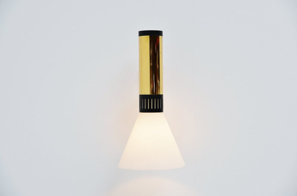 Stilnovo wall lamp model 2109, Italy 1950