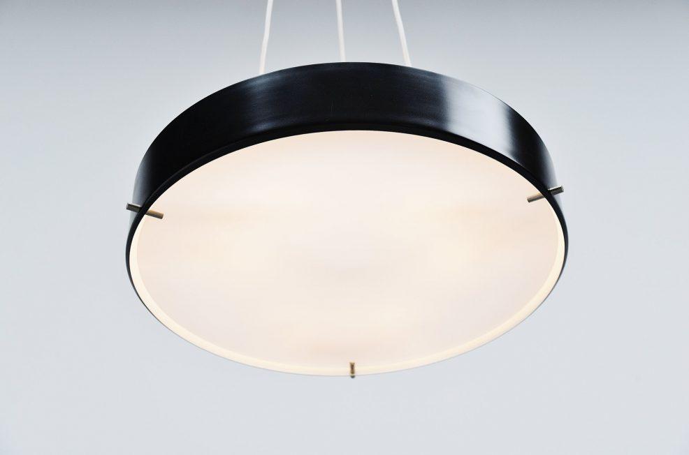 Stilnovo ceiling lamp Model 288 by Bruno Gatta, Italy 1959