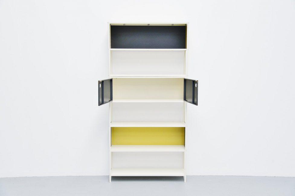 Friso Kramer Asmeta bookcase for Bijenkorf 1953