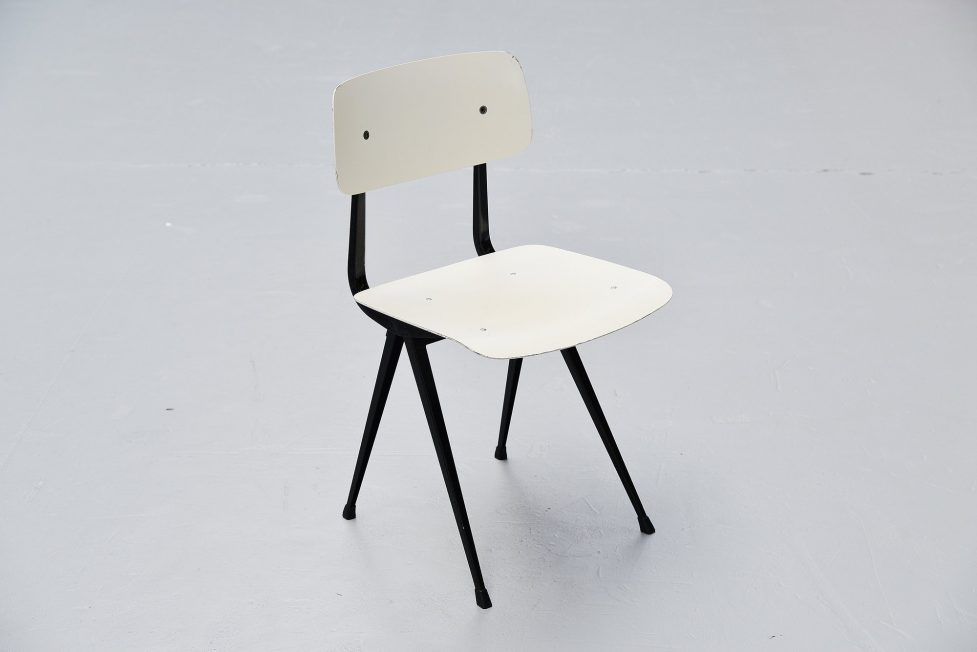 Friso Kramer Result chairs for Ahrend de Cirkel 1958