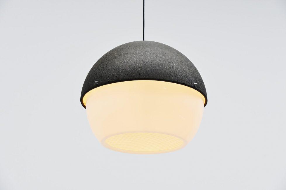 Sergio Asti 2048/px pendant lamp Arteluce Italy 1959
