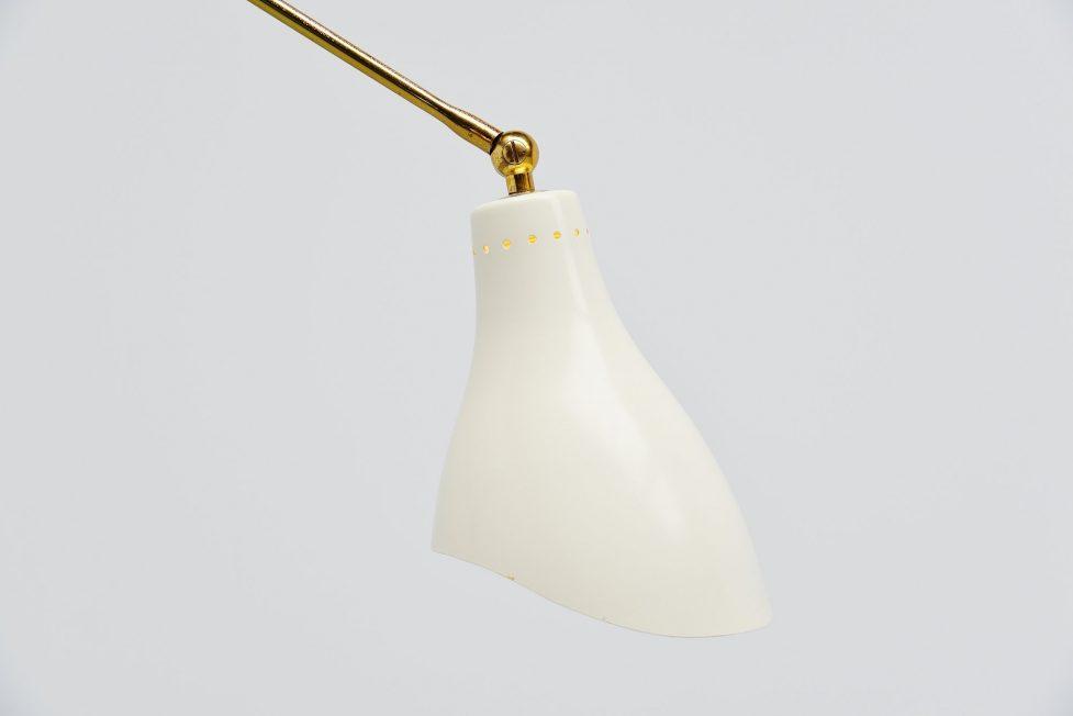 Angelo Lelii Arredoluce floor lamp Italy 1951