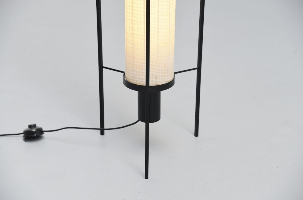 Kho Liang Ie K46 floor lamp for Artiforte 1957