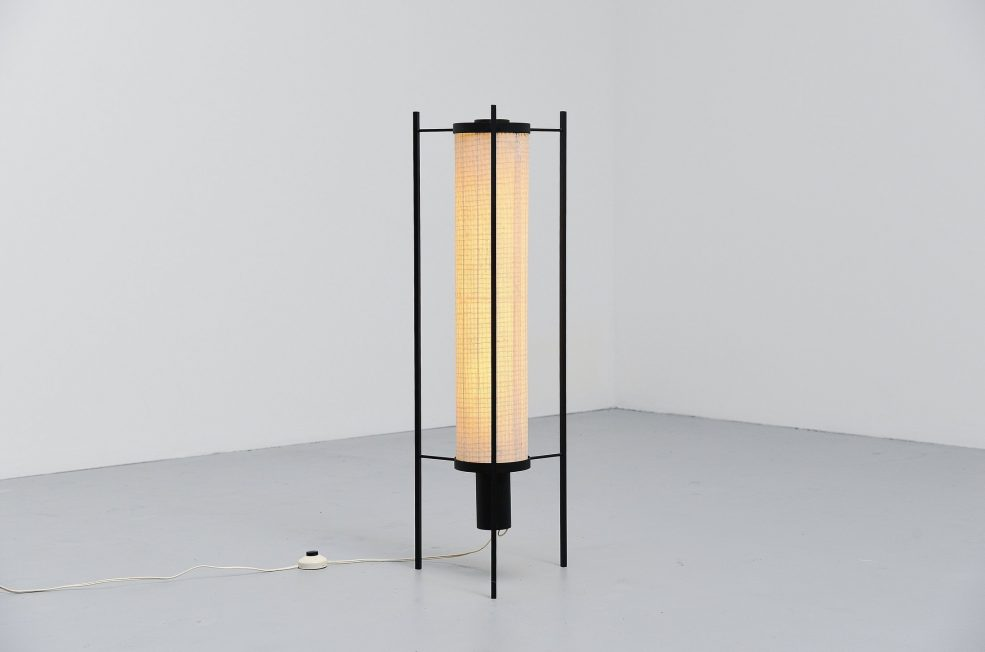 Floor lamp K46 by Kho Liang Ie for Artiforte 1957