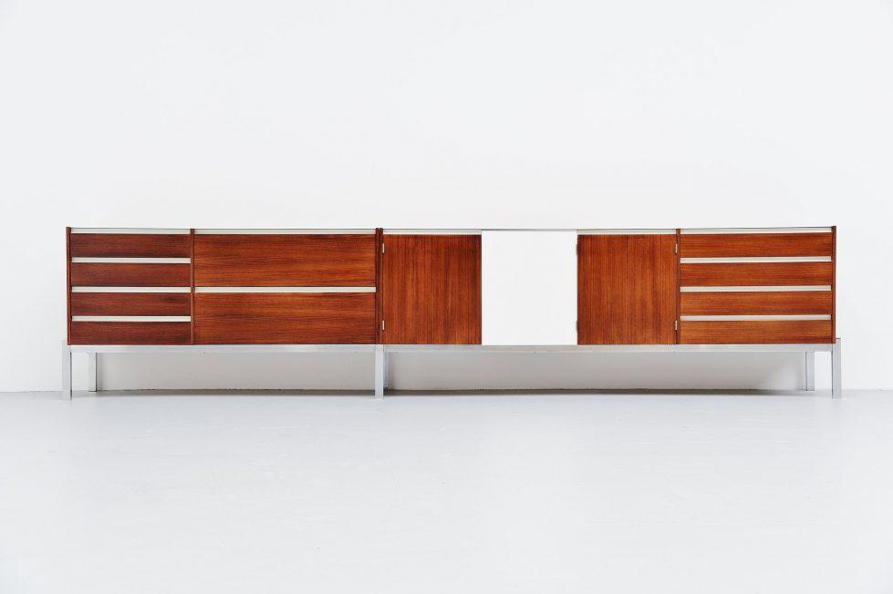 Kho Liang Ie long sideboard Wim Crouwel Fristho 1957