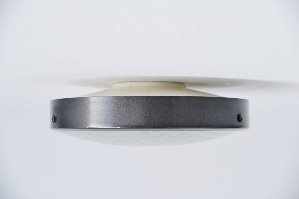 Gino Sarfatti ceiling lamp model 3001/30 Arteluce Italy 1950