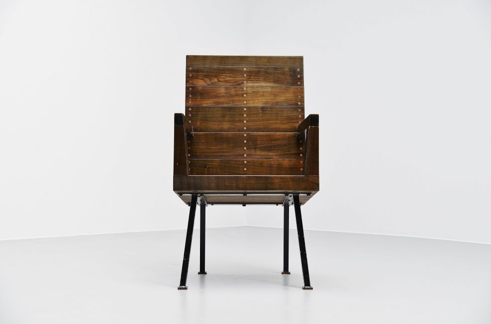 Dom Hans van der Laan chair for Town hall Budel 1966