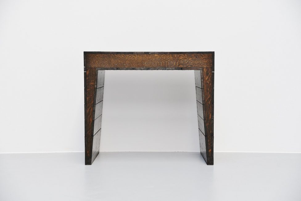 Dom Hans van der Laan table for Town hall Budel 1966