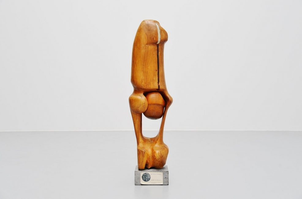 Jan van de Waterlaat sculpture 1973