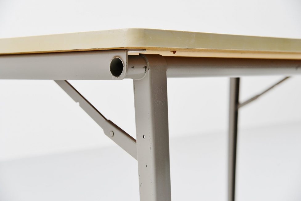 Friso Kramer Reform folding table Ahrend de Cirkel 1955