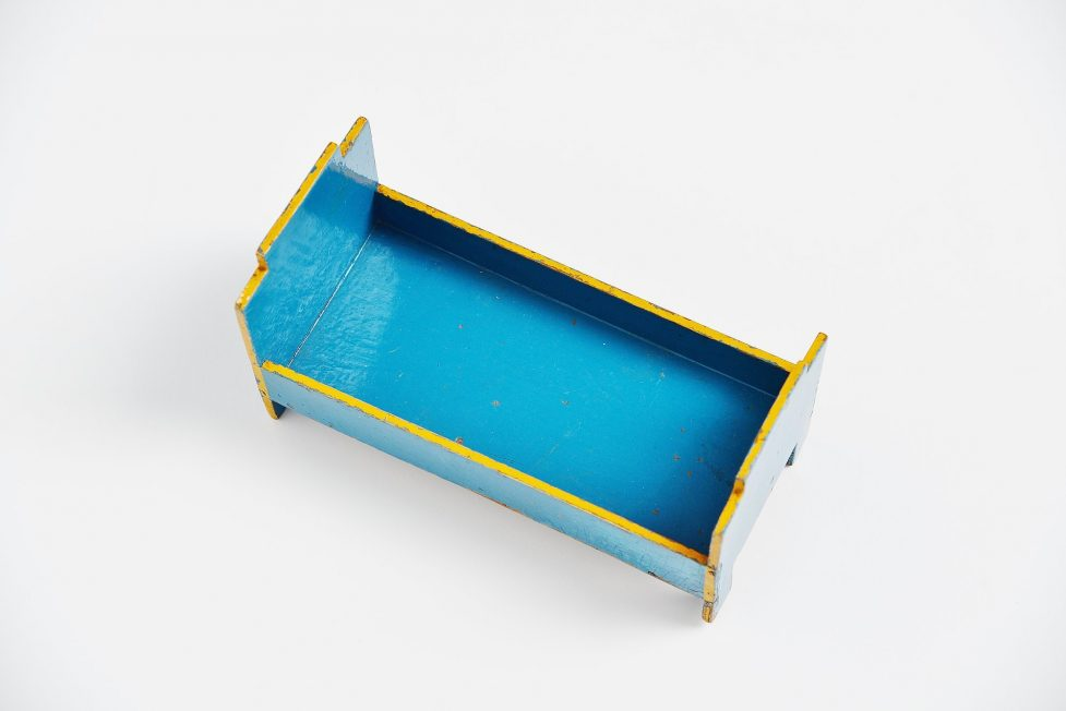 Ado toy bed Ko Verzuu Holland 1932
