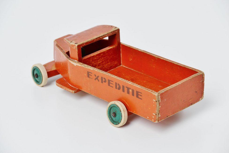 Ado Expeditie truck Ko Verzuu Holland 1939