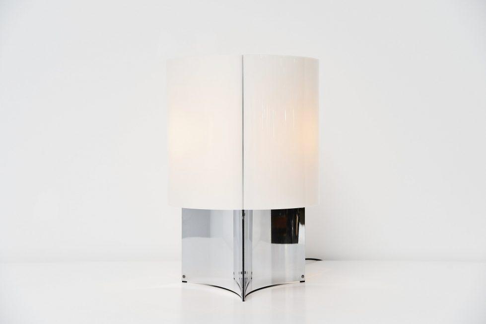 Massimo Vignelli 526/G floor lamp Arteluce Italy 1965