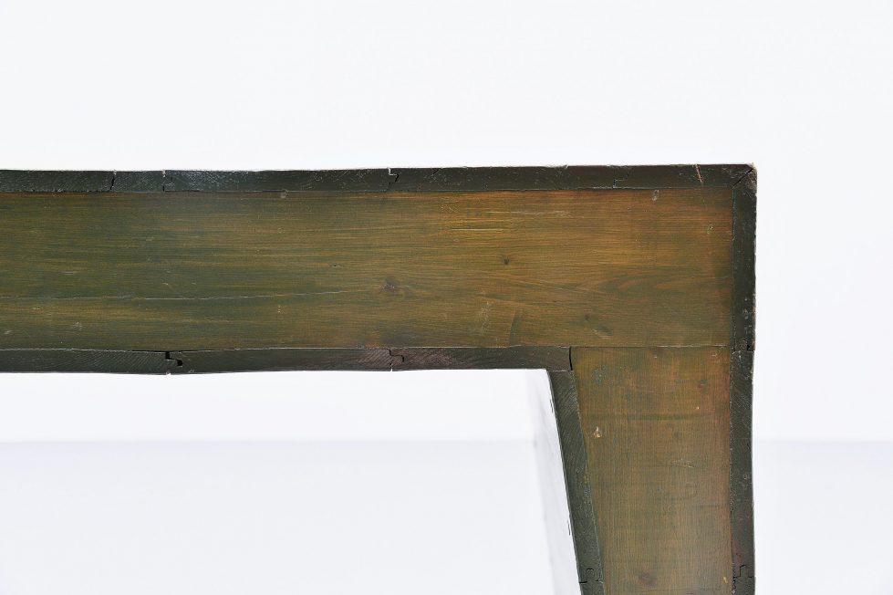 Dom Hans van der Laan desk for Pauluskerk Dongen 1967