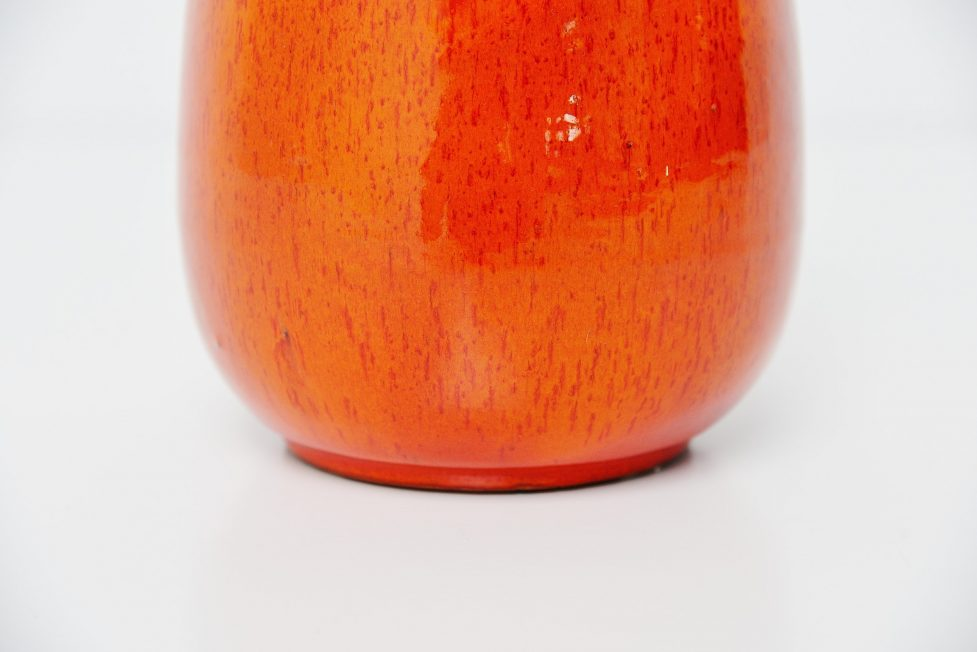 Amphora Rogier Vandeweghe ceramic vase wide Belgium 1963